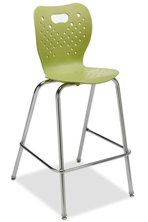 Air Café Height 4-Leg Chair